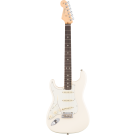 Fender − American Pro Stratocaster Left-Hand, Rosewood Fingerboard, Olympic White (LH)
