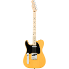 Fender − American Pro Telecaster Left-Hand, Maple Fingerboard, Butterscotch Blonde (Ash) (LH)