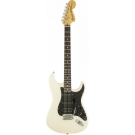 Fender American Special HSS Stratocaster Electric Guitar with Rosewood Neck in Olympic White