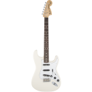 Fender − Ritchie Blackmore Stratocaster, Scalloped Rosewood Fingerboard, Olympic White