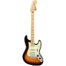 Fender Alternate Reality Sixty-Six Electric Guitar - 3 Colour Sunburst