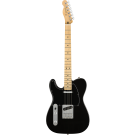Fender Player Left Handed Telecaster with Maple Fingerboard in Black
