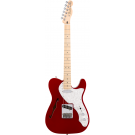 Fender Deluxe Tele Thinline - Candy Apple Red