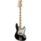 Fender Geddy Lee Jazz Bass in Black with Gig Bag