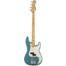 Fender Player Precision Bass with Maple Fingerboard in Tidepool