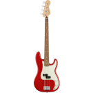 Fender Player Precision Bass with Pau Ferro Fingerboard in Sonic Red