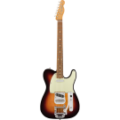 Fender - Vintera 60s Telecaster Bigsby Pau Ferro Fingerboard 3-Color Sunburst