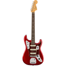 Fender - Limited Edition Jag Stratocaster Rosewood Fingerboard, Candy Apple Red