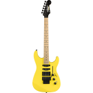 Fender Limited Edition HM Strat Electric Guitar in Frozen Yellow