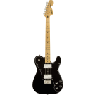 Squier Vintage Modified Deluxe Telecaster in Black