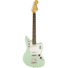 Squier Vintage Modified Jaguar with Rosewood Neck in Surf Green