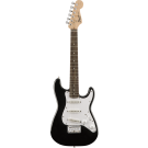 Squier Mini Stratocaster Electric Guitar in Black