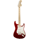 Squier − Standard Stratocaster, Maple Fingerboard, Candy Apple Red