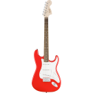 Squier − Affinity Series Stratocaster, Laurel Fingerboard, Race Red