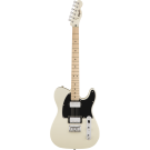 Squier − Contemporary Telecaster HH, Maple Fingerboard, Pearl White