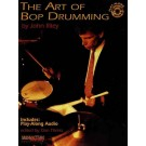 The Art of Bop Drumming - Dan Thress   John Riley (Drums)  - Manhattan Music Publication. Softcover/CD Book