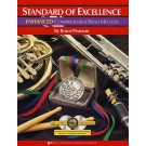 Standard of Excellence Enhanced Bk 1 Drum/Mallets -    Bruce Pearson (Drums|Tuned Percussion)  - Neil A. Kjos Music Company. Softcover/CD Book
