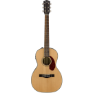 Fender CP-140SE Parlour Acoustic Electric Guitar in Natural with Case