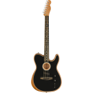 Fender American Acoustasonic Telecaster in Black