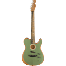 Fender American Acoustasonic Telecaster in Surf Green