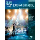 Dream Theater -  Dream Theater   (Drums) Drum Play-Along - Hal Leonard. Sftcvr/Online Audio Book
