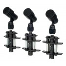 Beyerdynamic TGD35D Dynamic Drum Microphone Triple Set