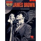 James Brown -  James Brown   (Drums) Drum Play-Along - Hal Leonard. Softcover/CD Book