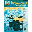 Wipe Out & 7 Other Fun Songs -  Various   (Drums) Drum Play-Along - Hal Leonard. Softcover/CD Book