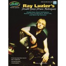 Ray Luzier's Double Bass Drum Techniques -  Ray Luzier   (Drums)  - Musicians Institute Press. Sftcvr/Online Media Book