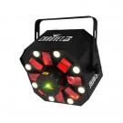 Chauvet DJ Swarm 5-FX LED DJ Effect Light with Laser