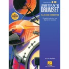 Learn to Play the Drumset - All-in-One Combo Pack -     (Drums)  - Hal Leonard. Sftcvr/Online Media Book