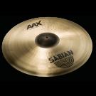 "Sabian 22172X AAX 21"" Raw Bell Dry Ride"