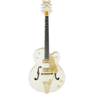 Gretsch − G6136T-59 Vintage Select Edition '59 Falcon Hollow Body with Bigsby, TV Jones, Vintage White, Lacquer