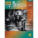The Beatles -     (Drums) Drum Play-Along - Hal Leonard. Sftcvr/Online Audio Book