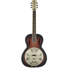 Gretsch - G9240 Alligator Round-Neck Resonator Guitar in 2-Color Sunburst