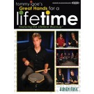 Tommy Igoe - Great Hands for a Lifetime -  Tommy Igoe   (Drums)  - Hudson Music. DVD Book