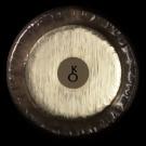 "Paiste - 32"" Planet Gong D#2 Chiron"