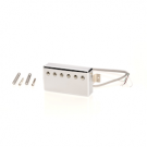 Gibson 498T Hot Alnico Bridge Pickup with Chrome Cover