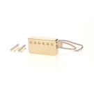 Gibson 498T Hot Alnico Bridge Pickup with Gold Cover
