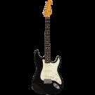 SX Vintage style SC electric guitar - Black