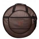 """Sabian C24VBWN Classic 24"""" Vintage Brown Bag"""