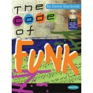 The Code of Funk -  David GaribaldiDavid Garibaldi   (Drums)  - Hudson Music. Softcover/CD Book