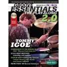 Vic Firthå¨ Presents Groove Essentials 2.0 with Tommy Igoe -  Tommy Igoe   (Drums)  - Hudson Music. Softcover/CD Book