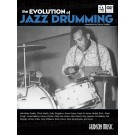 The Evolution of Jazz Drumming -  Danny Gottlieb   (Drums)  - Hudson Music. Softcover/CD Book
