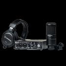 Steinberg UR22C Interface & Mic Recording Pack