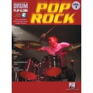 Pop/Rock -  Various   (Drums) Drum Play-Along - Hal Leonard. Sftcvr/Online Audio Book