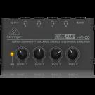 Behringer Micromix HA400 Headphone Amplifier
