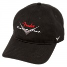 Fender Custom Shop Baseball Hat - Black