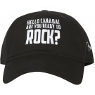 Fender Are You Ready To Rock Hat - Black