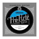 D'Addario CBH-3T Pro-Arte Carbon Classical Guitar Half Set Hard Tension